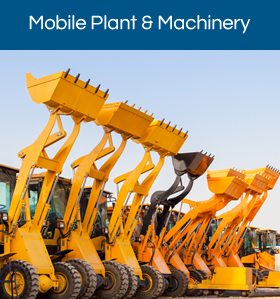 Mobile Plant & Machinery