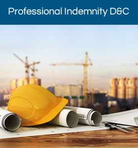 Professional Indemnity Design & Construct